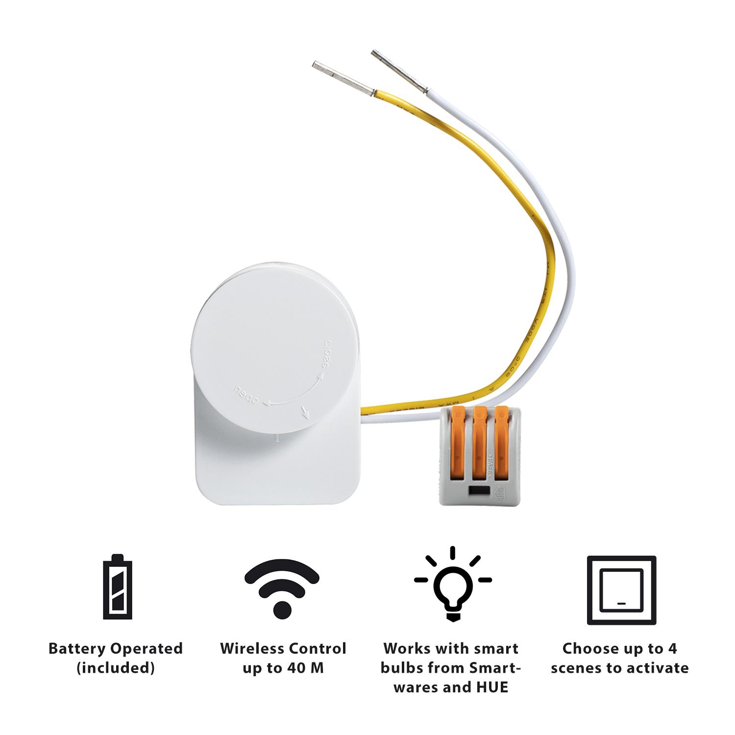 wall switch converter easy connect