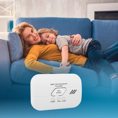 Fire safety | Carbon monoxide detectors