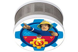 Mini smoke detector SAM