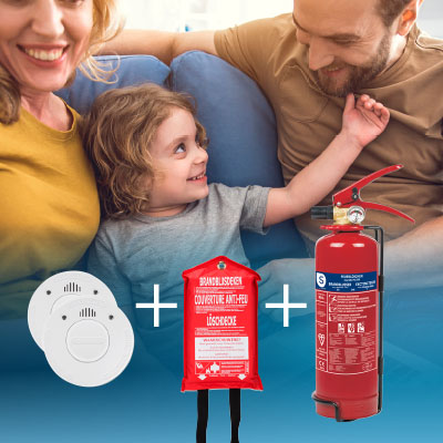 Fire safety sets