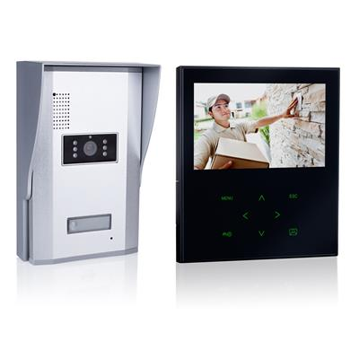 Smartwares 10.007.60 Video intercom set VD71Z