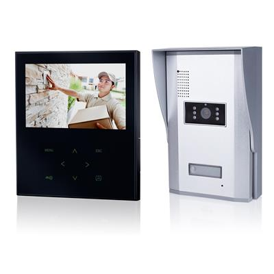 Smartwares Sistema de video portero - solo online Video intercom system - online only VD71Z