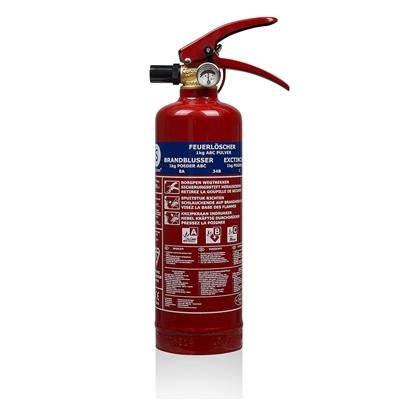<p>Always be prepared if a fire occurs thanks to the Smartwares BB1 Fire Extinguisher. You can prevent serious damage and injuries by extinguishing fires in an early stage. The powder extinguisher weighs only 1 kg and therefore is ideal to keep in your car, caravan or boat.</p><p><b>The importance of a fire extinguisher</b><br>Fires can spread very quickly and cause a lot of destruction, for example a fire after an car accident or a fire that starts in the dustbin. In these situations it is important to act fast. A fire extinguisher allows you to put out the fire in an early stage to limit the damage and bring people to safety. The powder extinguisher weighs 1 kg and is therefore perfect to keep in your car, caravan or boat. You can also mount the extinguisher thanks to the included bracket so you can act fast when a fire occurs.</p><p><b>Always a well-functioning extinguisher</b><br>It is important to always have a well-functioning fire extinguisher you can rely on. That is why fire extinguishers have an expiration date. The functioning of the extinguisher can be affected by external influences. Therefore, a fire extinguisher can be used up to 10 years after you place them. After this period you need to replace the fire extinguisher. All Smartwares fire extinguishers comply with the European legal and regulatory requirements, so you are assured of a reliable fire extinguisher.</p><p><b>Choose the right extinguisher</b><br>To be assured you buy the right fire extinguisher it is important to know what kind of fires you might need to put out. The different kind of fires are divided into fire classes, the Smartwares BB1 Fire Extinguisher is suitable for: - Fire class A – Combustible materials such as wood, paper and fabric - Fire class B – Flammable liquids such as oil, chemicals and gasoline - Fire class C – Gas fire such as natural gas, butane and propane</p><p><b>What's in the box?</b><br>Fire extinguisher, mounting bracket, instruction manual</p><p><b>Features:</b><ul><li>Prevent serious damage with the Smartwares powder extinguisher</li><li>Weighs 1 kg and is ideal to keep in your car, caravan or boat</li><li>You can mount the extinguisher easily with the mounting bracket</li><li>Suitable for fire classes A, B and C</li><li>Complies with the European legal and regulatory requirements</li></ul>