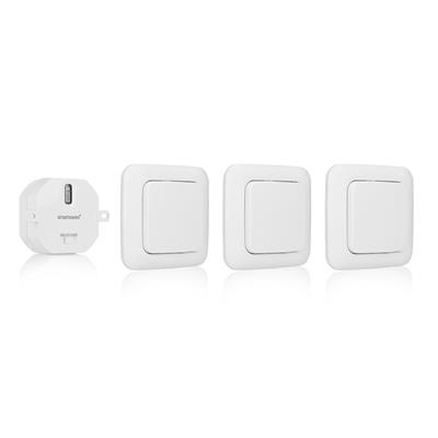 Smartwares 10.032.86 Bedroom light switch set SH5-SET-BS