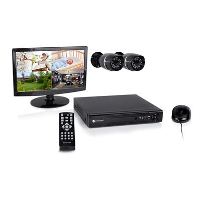 Smartwares 10.037.73 Wired CCTV camera system