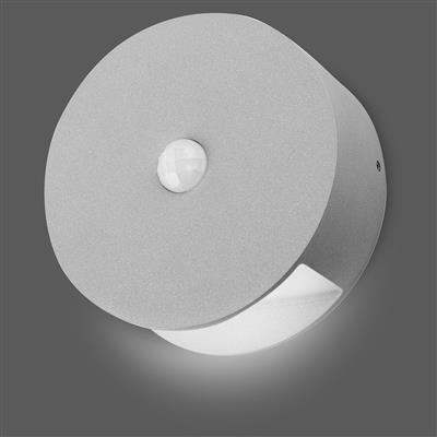 smartwares gob 001 ms led wandlamp buiten