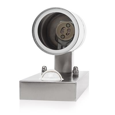 Smartwares 10.045.47 Outdoor wall light with motion detector 5000.255L