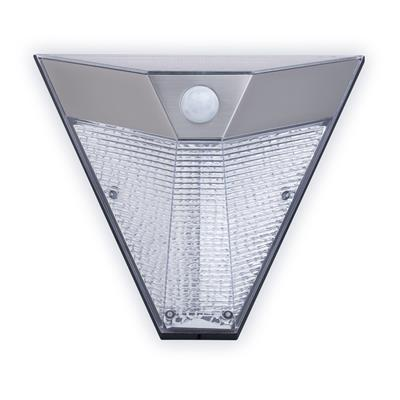 Smartwares 10.045.86 Solar triangle wall light PIR