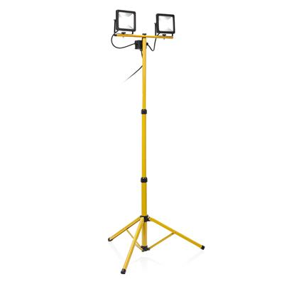 Smartwares Projecteurs LED sur trépied LED floodlights on tripod CLT-S40-Y