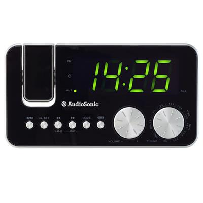 Audiosonic CL-1484 Radio despertador