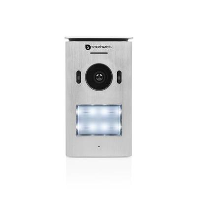 Smartwares DIC-22112UK Video intercom systeem voor 1 appartement