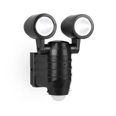 Smartwares Conjunto de luz de seguridad LED LED twinspot security light