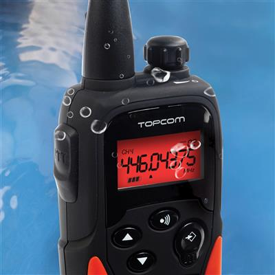 Topcom RC-6405 Walkie-Talkie - Twintalker 9500 Long Range