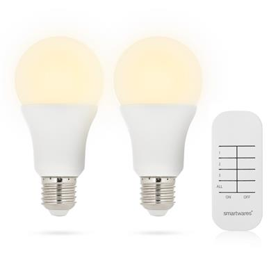 Smartwares Set de bombillas LED LED bulb switch set
